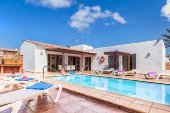 Villa Silvia I, Corralejo, Fuerteventura