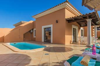 Villa Topaz, Corralejo, Fuerteventura