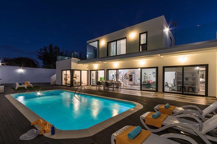 Villa Waikiki, Corralejo, Fuerteventura