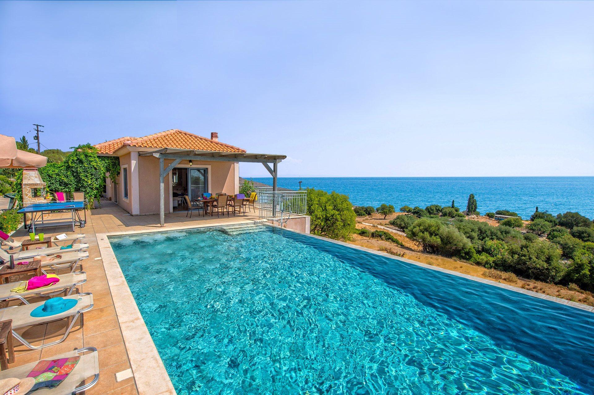 Villa Alkiona, Old Skala, Kefalonia, Greece