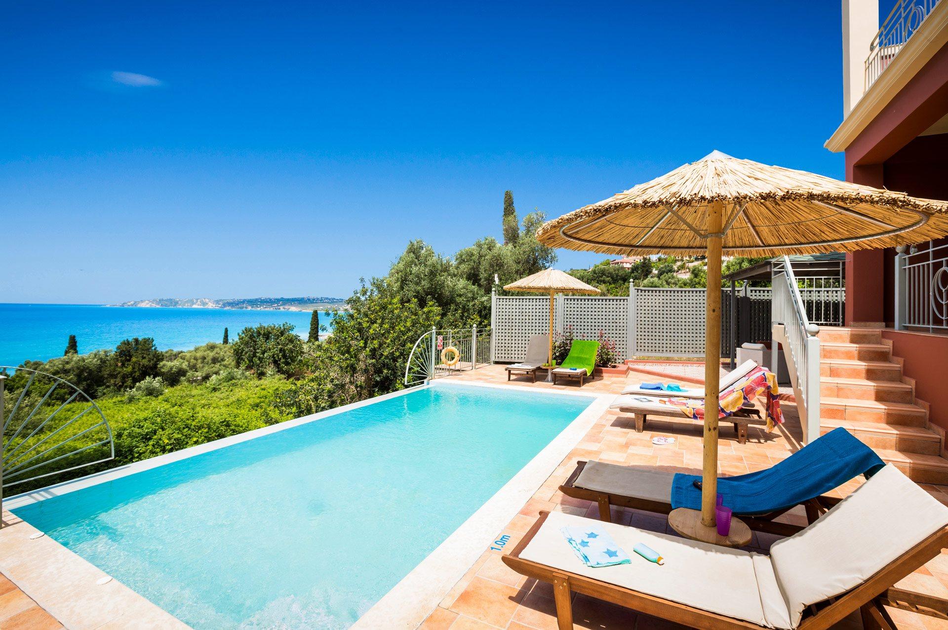 Villa Andrea, Lourdas, Kefalonia, Greece