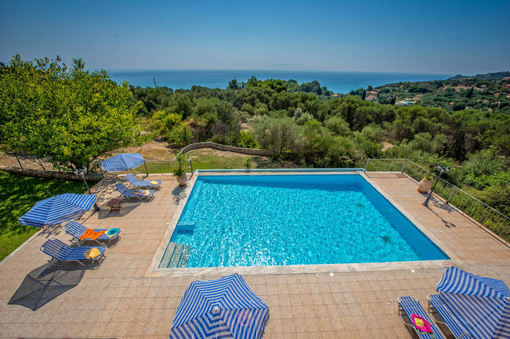 Villa Athina Sun, Spartia, Kefalonia, Greece
