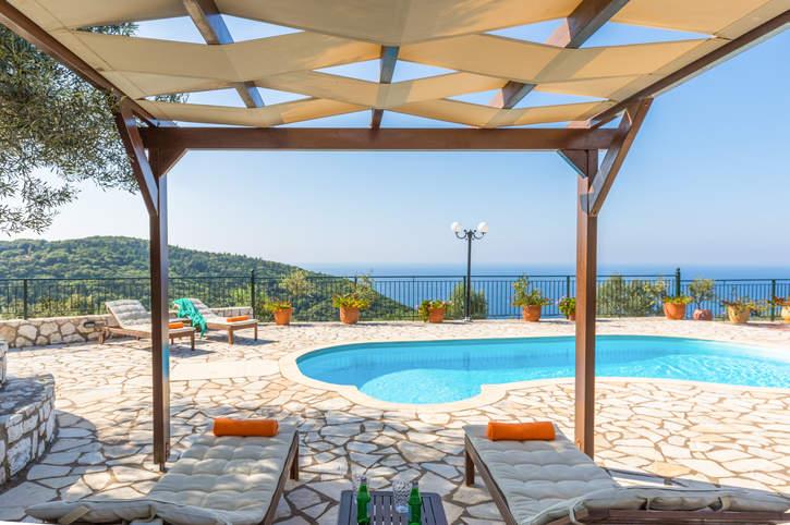 Villa Cassandra Fiskardo, Fiskardo, Kefalonia, Greece