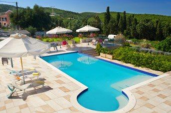 Villa Emelisse, Fiskardo, Kefalonia, Greece