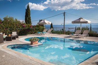 Villa Georgia Maria, Trapezaki, Kefalonia, Greece