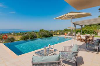 Villa Helona Sun, Skala, Kefalonia, Greece