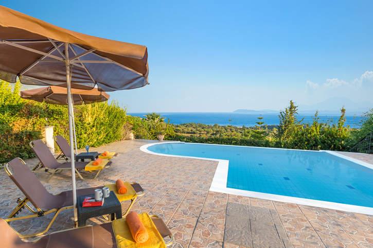 Villa Hespera, Trapezaki, Kefalonia, Greece