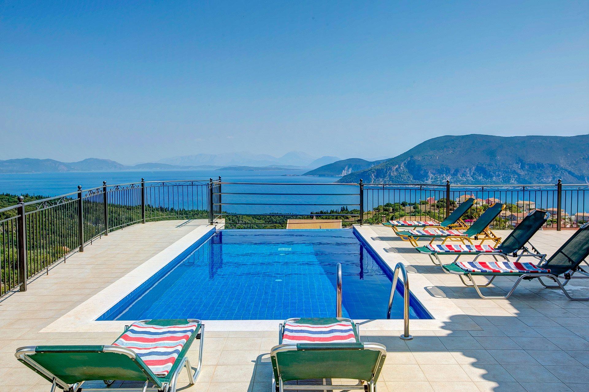 Villa Ireni Fiskardo, Fiskardo, Kefalonia, Greece