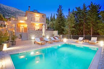 Villa Joanna, Agia Efimia, Kefalonia, Greece