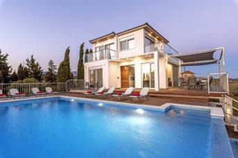 Villa Katrina, Svoronata, Kefalonia, Greece