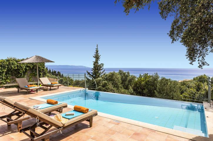 Villa Leanda, Lourdas, Kefalonia, Greece
