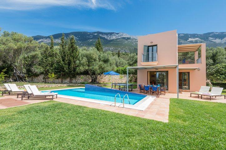 Villa Lourdas Ithaki, Lourdas, Kefalonia, Greece
