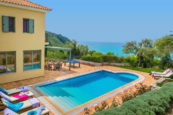 Villa Lourdas Kerkyra, Lourdas, Kefalonia, Greece