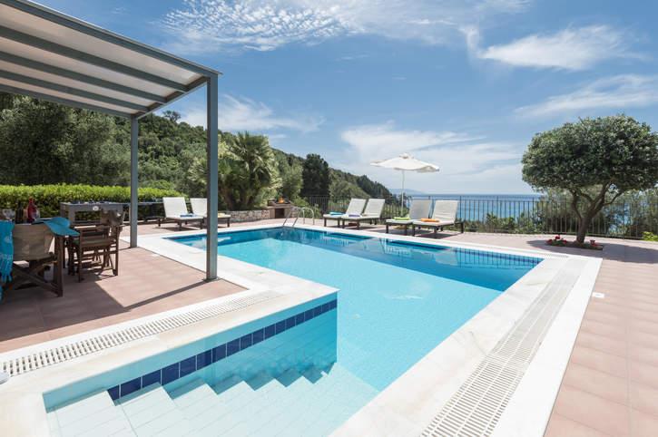 Villa Lourdas Lefkas, Lourdas, Kefalonia, Greece