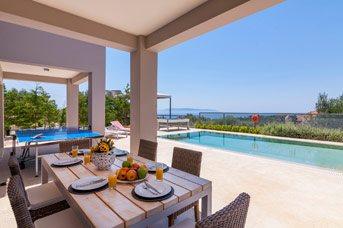 Villa Mare, Trapezaki, Kefalonia, Greece