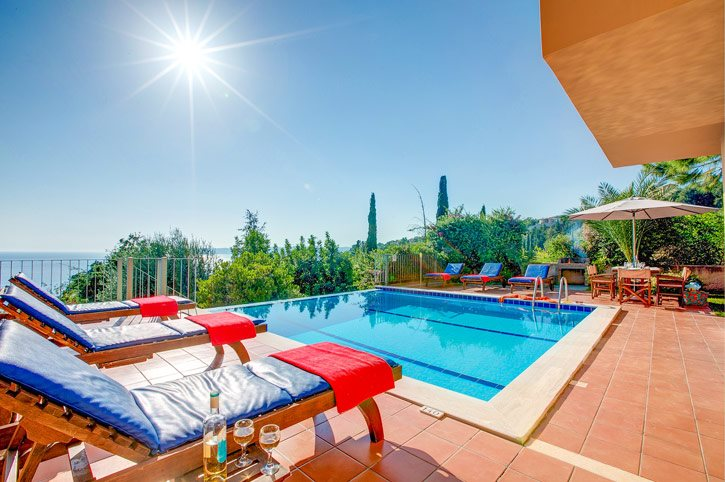 Villa Marina, Lourdas, Kefalonia, Greece