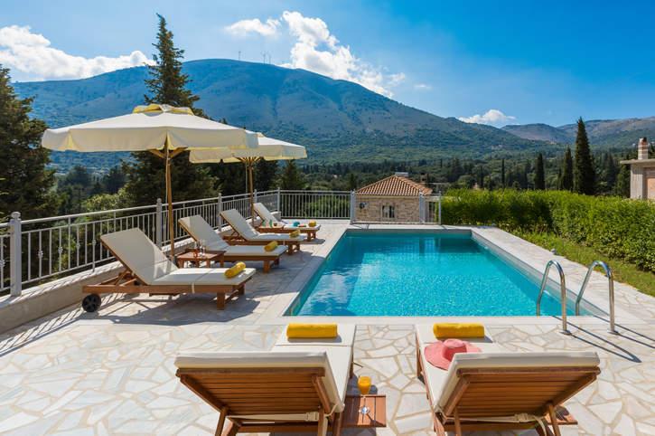 Villa Miranda, Agia Efimia, Kefalonia, Greece