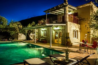 Villa Morea, Old Skala, Kefalonia, Greece