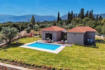 Villa Nectar, Sami, Kefalonia, Greece