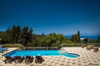 Villa Neptune Fiskardo, Fiskardo, Kefalonia, Greece