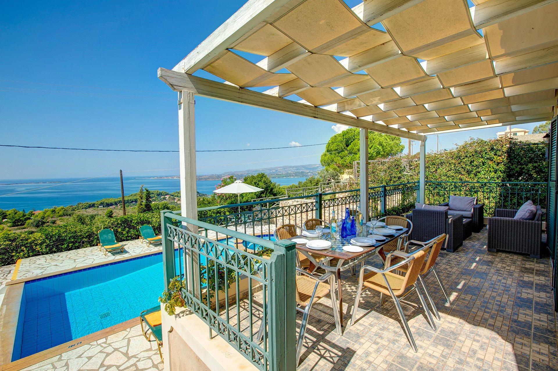 Villa Penelope In Lassi, Kefalonia | Villa Plus