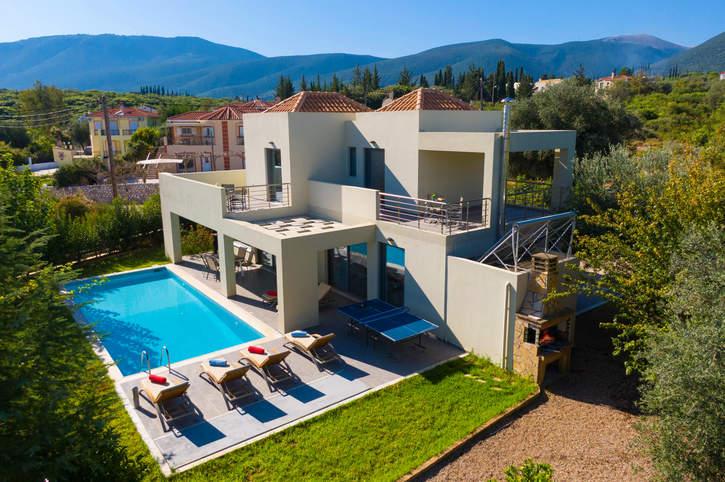 Villa Roses, Sami, Kefalonia, Greece