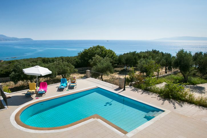 Villa Secret Cove, Spartia, Kefalonia, Greece