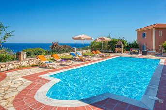 Villa Skala Ionian, Skala, Kefalonia, Greece
