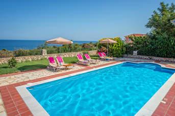 Villa Skala Seaview, Skala, Kefalonia, Greece