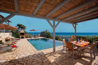 Villa Stani, Old Skala, Kefalonia, Greece