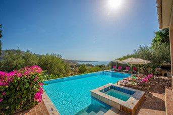 Villa Thymari, Katelios, Kefalonia, Greece