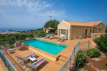 Villa Vigli Retreat, Fiskardo, Kefalonia, Greece