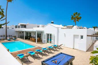 Villa Ana Maria, Puerto del Carmen, Lanzarote