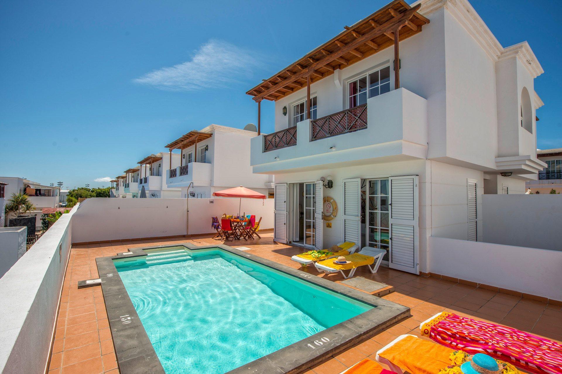 Villa Arco Iris, Puerto del Carmen, Lanzarote