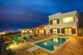 Villa Arcos, Playa Blanca, Lanzarote