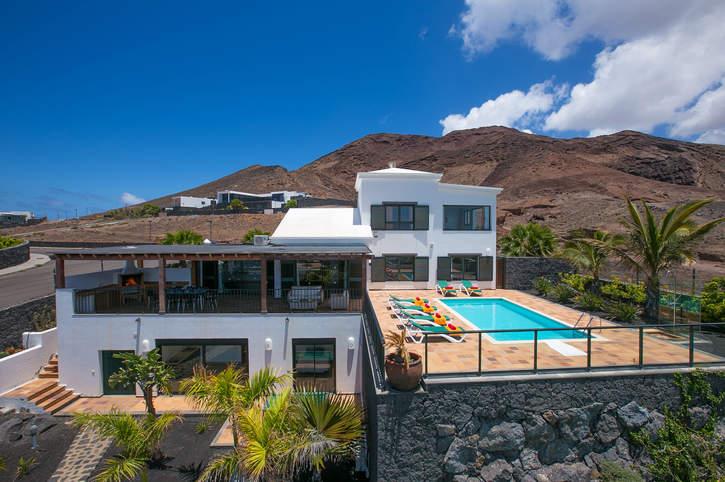 Villa Arcos, Playa Blanca, Lanzarote, Spain