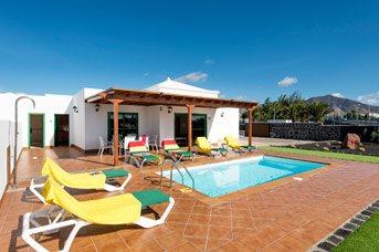 Villa Arena, Playa Blanca, Lanzarote