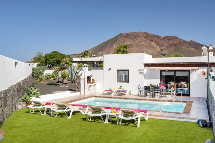 Villa Atardecer, Playa Blanca, Lanzarote, Spain