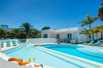 Villa Azurra, Puerto Calero, Lanzarote