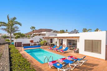 Villa Bandama, Playa Blanca, Lanzarote