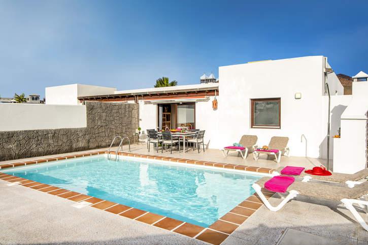 Villa Bezanilla, Playa Blanca, Lanzarote, Spain