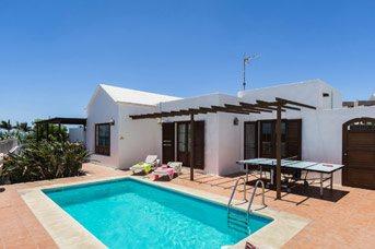 Villa Breezes, Matagorda, Lanzarote