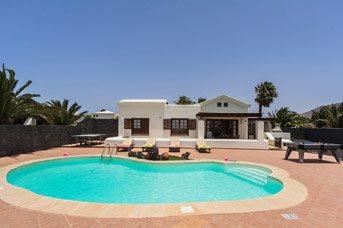 Villa Cabrera, Playa Blanca, Lanzarote