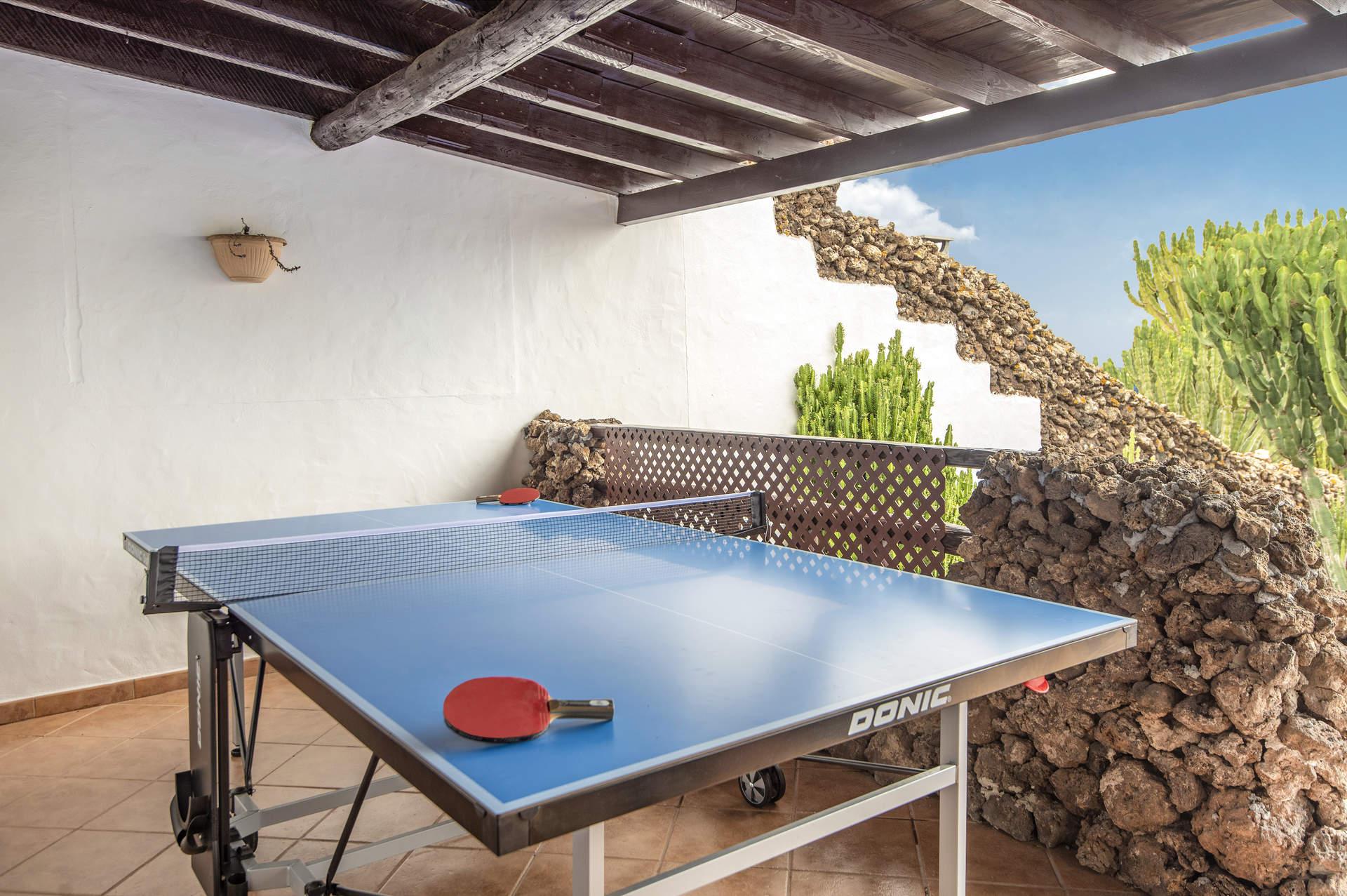 Villa Cactus 2 In La Asomada Lanzarote Villa Plus
