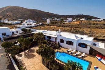 Villa Cactus 3, La Asomada, Lanzarote