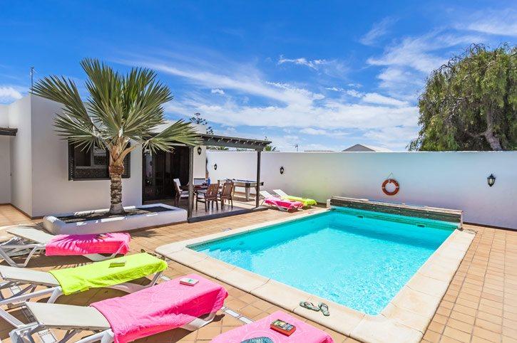 Villa Calamare, Playa Blanca, Lanzarote