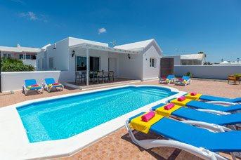Villa Cancela, Puerto del Carmen, Lanzarote