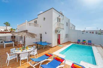 Villa Castillo, Puerto del Carmen, Lanzarote