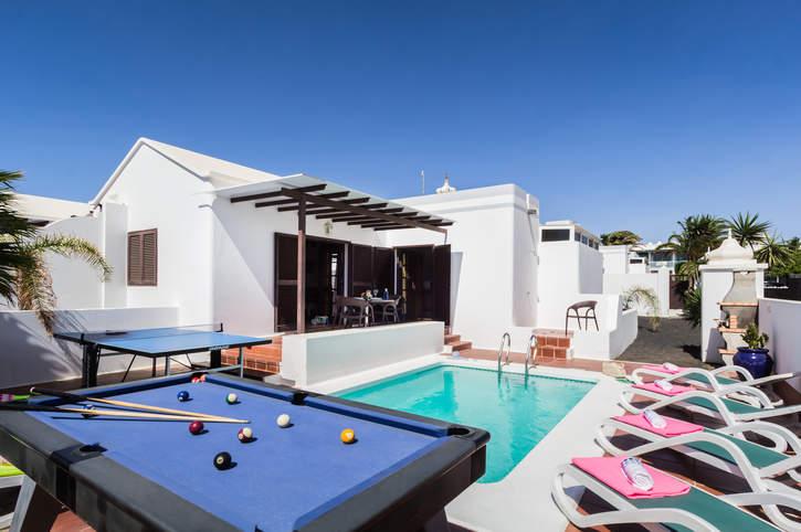 Villa Charlotte, Matagorda, Lanzarote, Spain