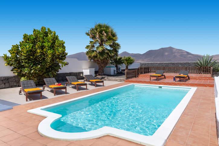 Villa Chinamar, Playa Blanca, Lanzarote, Spain